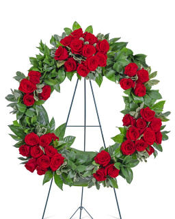 Serene Sanctuary Wreath