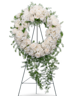 Eternal Peace Wreath