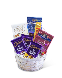 Chocolate Dreams Basket